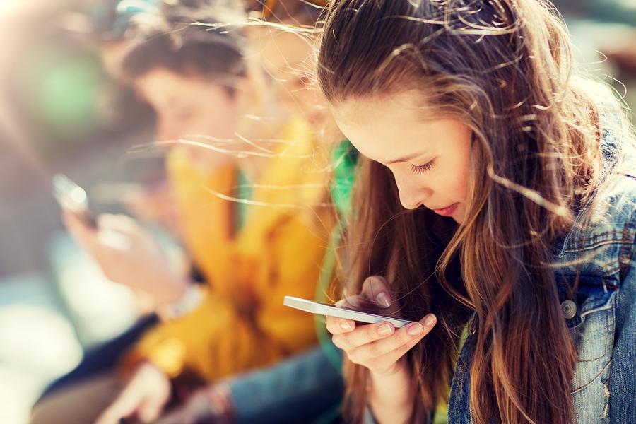 Sebvedomiu detí neustále porovnávanie na sociálnych sieťach škodí. / Foto: Bigstock