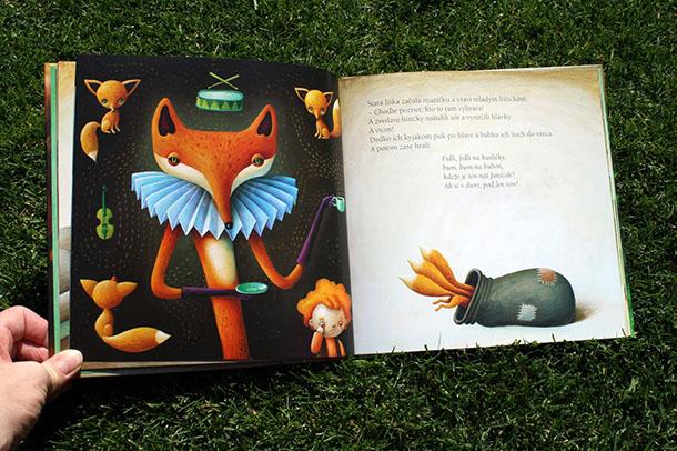 Kniha Janíčko / Zdroj: blog Mimi malá knihomoľka