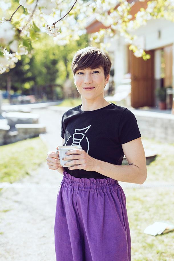 Jaroslava Juranová (31), majiteľka kaviarne Hollerung káva & koloniál a baristka / Zdroj: archív JJ