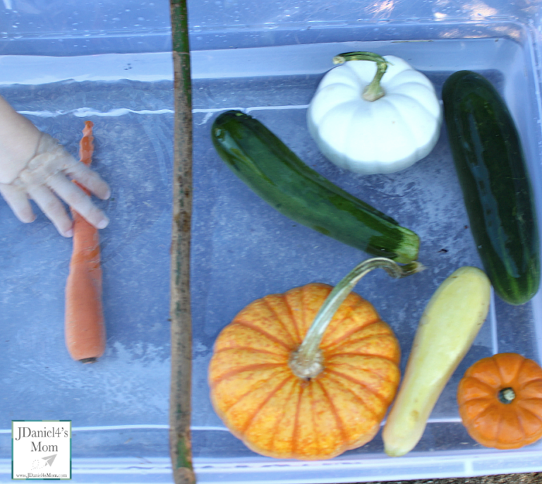 Jesenné pokusy s deťmi