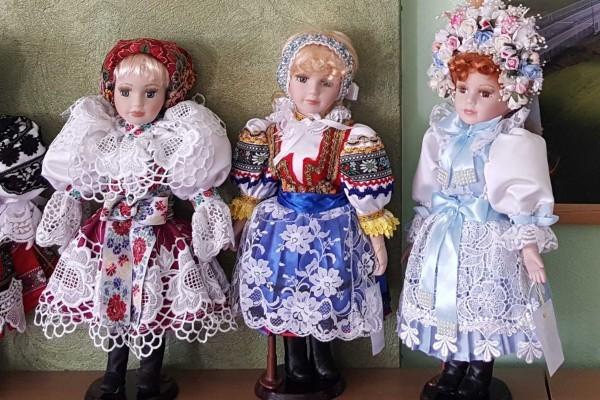 Krojované bábiky Záhorie (Malacky) / Zdroj: gestopremesto.sk