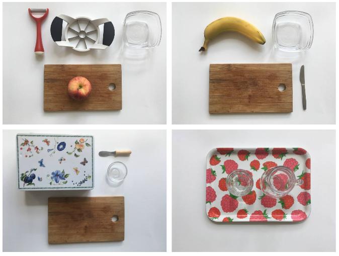 Montessori aktivity a vhodné nástroje do kuchyne pre dieťa / Zdroj: themontesorinotebook.com