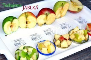 Skúmanie rôznych druhov odrôd jabĺk / Zdroj: montessorikids.sk