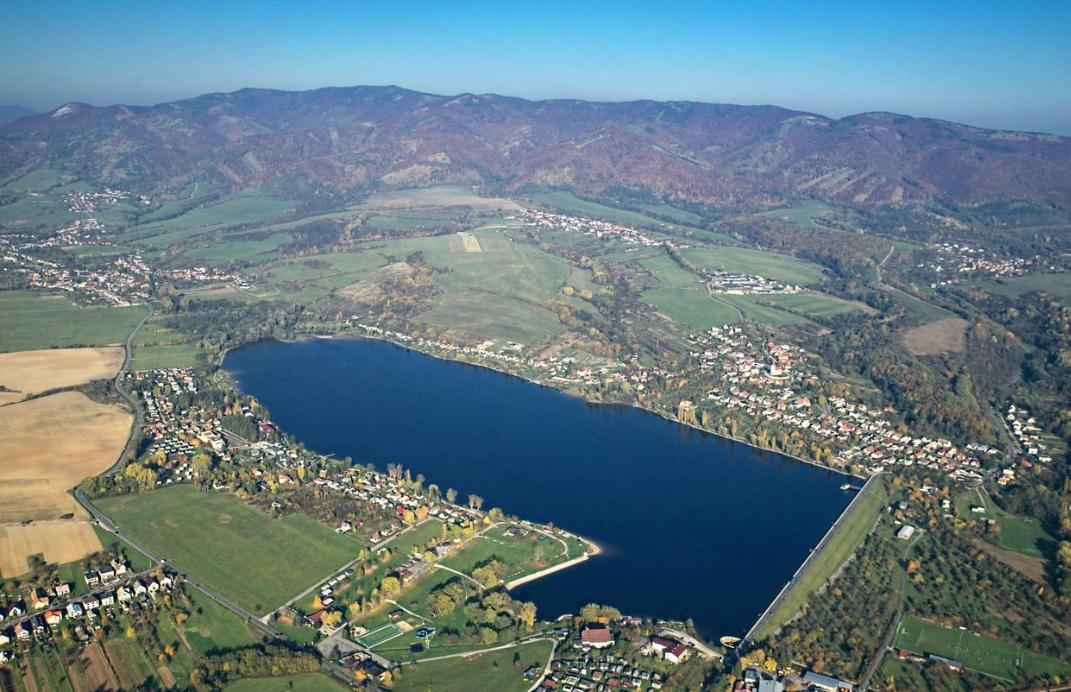 Vodná nádrž Nitrianske Rudno / Zdroj: slovakia.travel