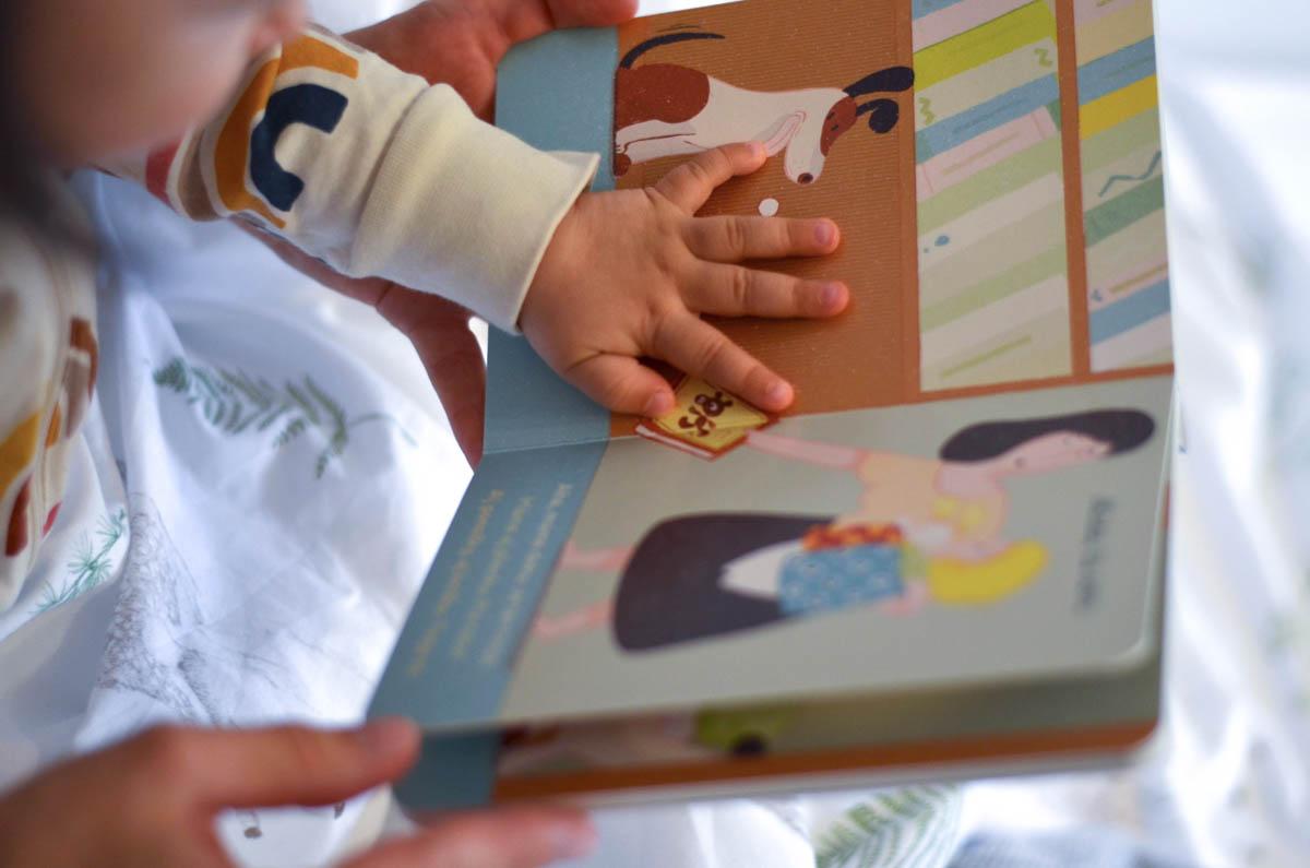 Kniha Nina ide spinkať je svojím príbehom ideálna na čítanie pred spaním.  / Zdroj: OZ Krajina čitateľov