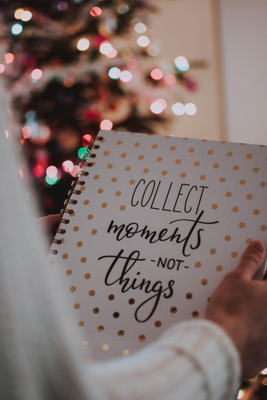 Vytvorte si vianočný príbeh. / Zdroj: Pexels
