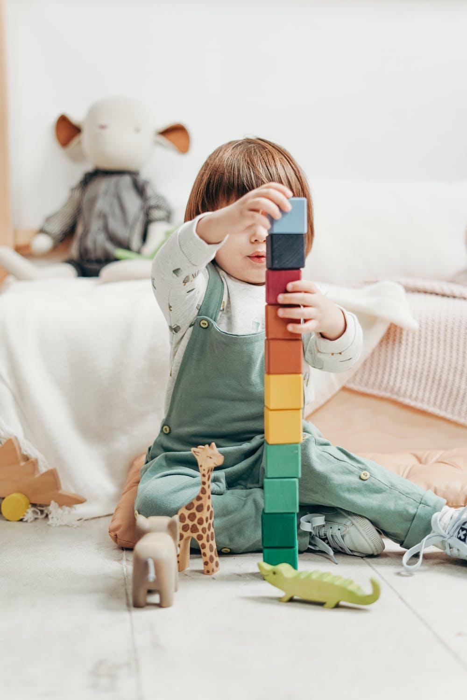 Existujú rôzne typy hračiek. / /Foto_:Pexels