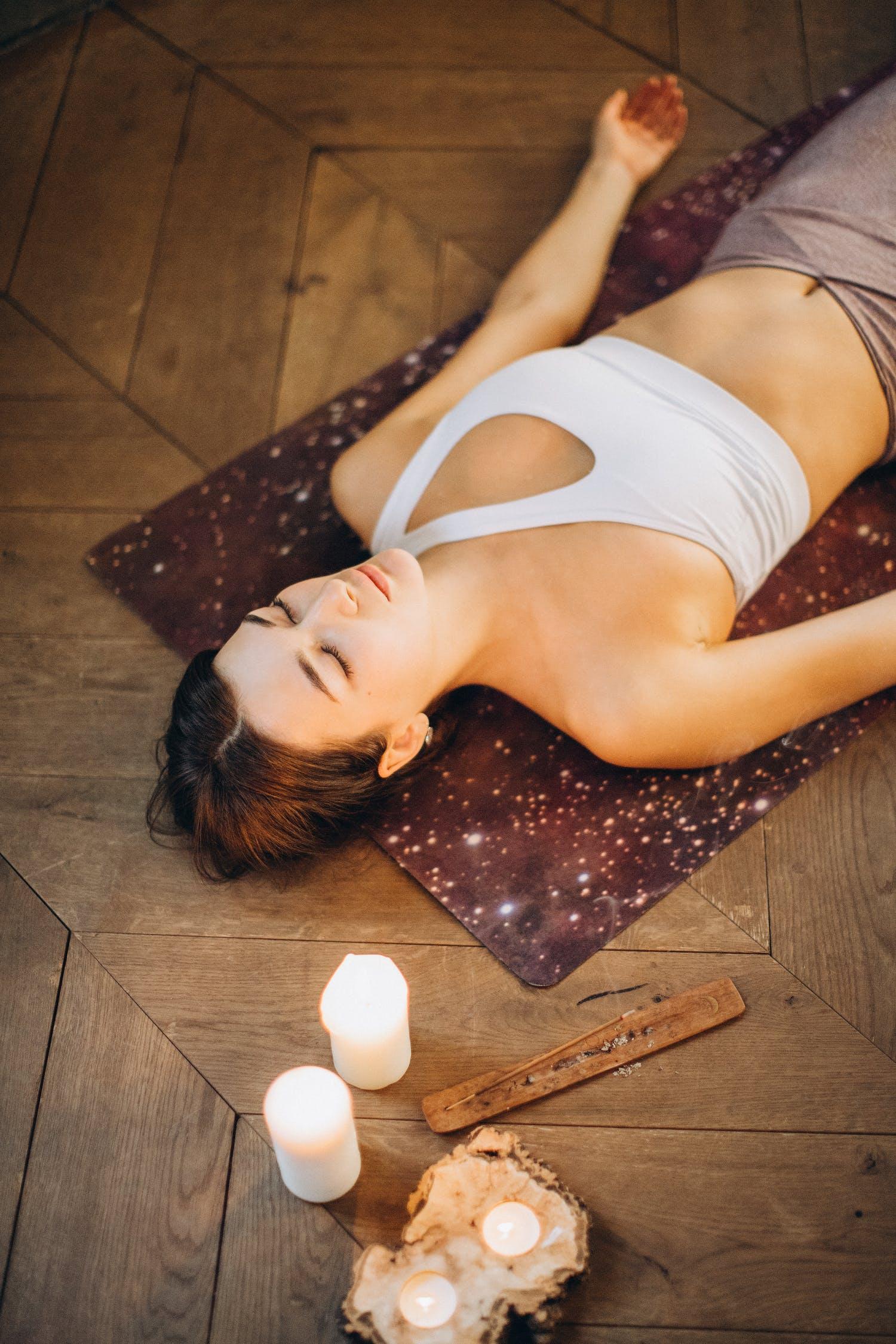 Mindfulness cvičenia / Foto: Pexels