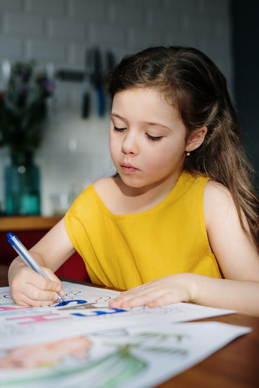 Arteterapeutické aktivity pre deti s ADHD / Zdroj: Unsplash