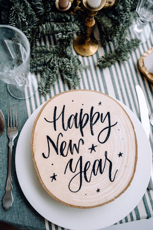 Nový rok zvyky / Zdroj: Pexels