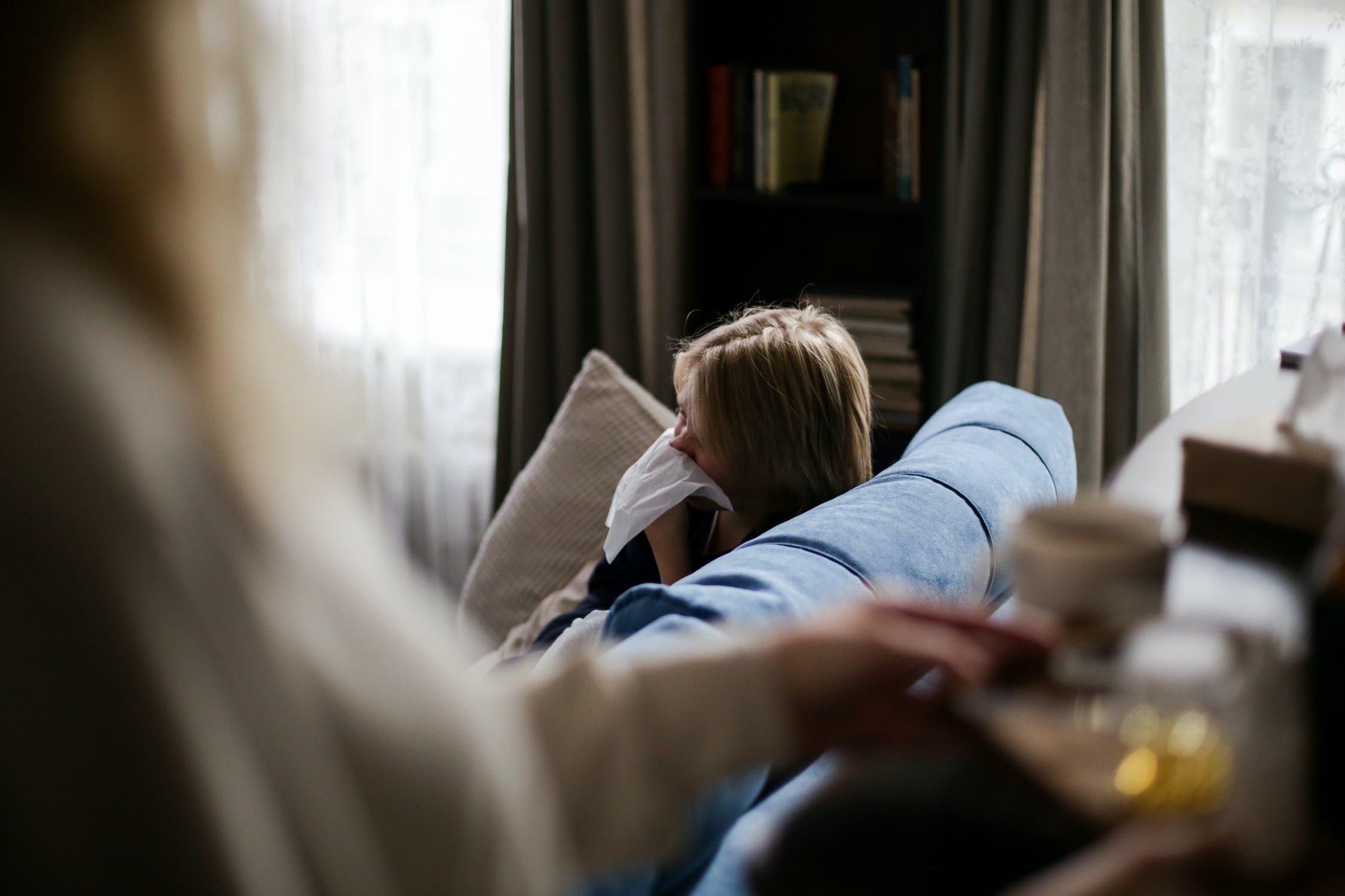 Imunitu detí oslabuje aj stres / Zdroj: Pexels /cottonbro