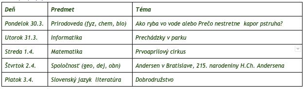 Školský klub RTVS