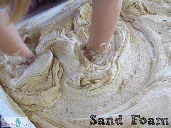 Senzorické hry s pieskom / Zdroj: Learning4Kids