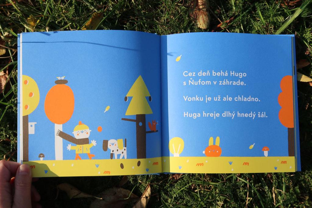 Kniha Stratený šál / Zdroj: Čítajme si spolu