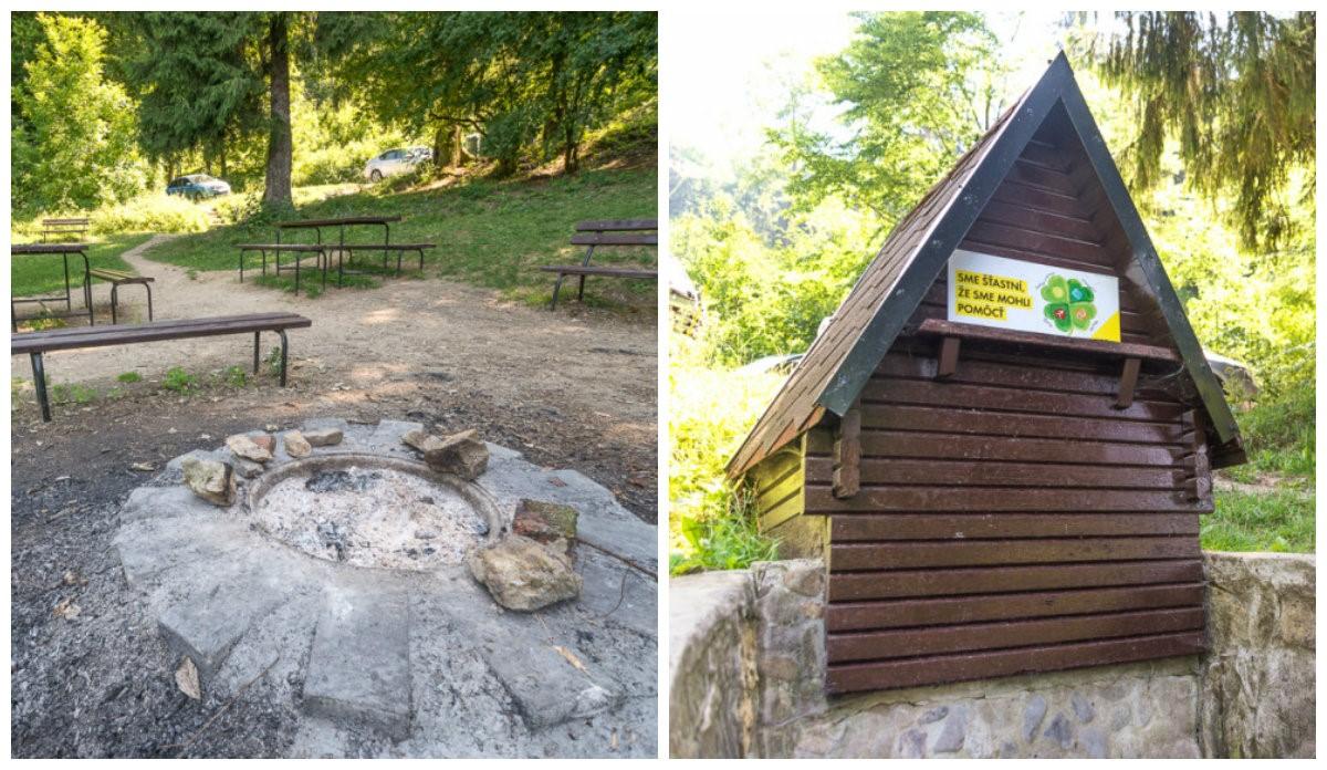 Zrekonštruovaná avyčistená športovo-rekreačná zóna Studnička v . ú. Dubnica nad Váhom / Foto: Raiffeisen banka