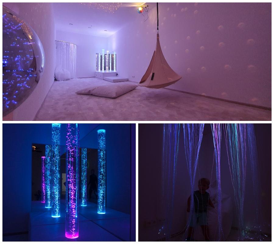 Terapeutická miestnosť v materskej škole littleBIG na Kramároch. / Foto: littleBIG