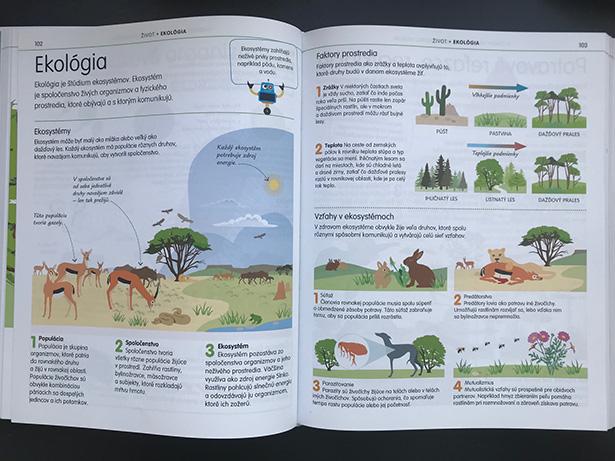 Ako sa vyznať vo vede, technike a technológiách (Ikar) - časť o Ekológii / Zdroj: Milan Buno