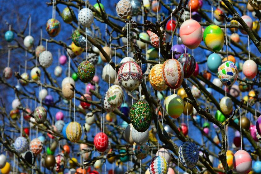 Veľkonočný strom / Foto: Getty Images