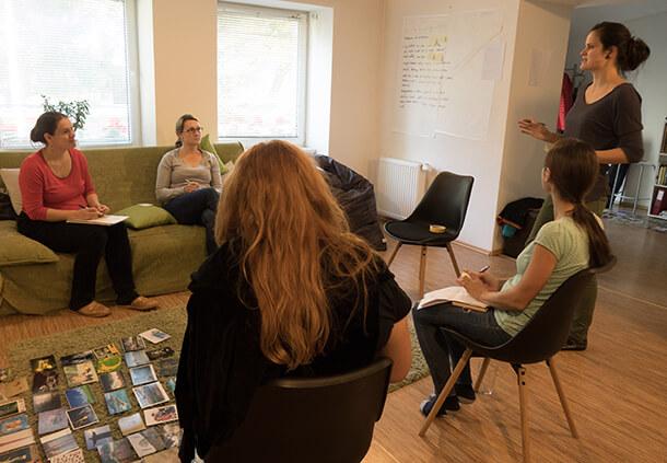 Kariérny workshop / Foto: archív MV