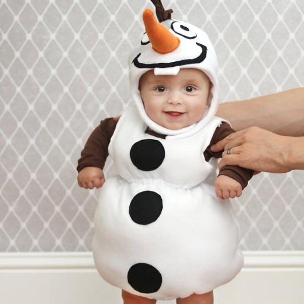 9bfd60607 Nalaďte sa aj vy na Halloween. Inšpirujte sa týmito chutnými detskými  kostýmami a pripravte si i vy tento rok niečo očarujúce.