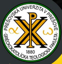Gréckokatolícka teologická fakulta PU