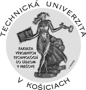 Fakulta výrobných technológií v Prešove TUKE