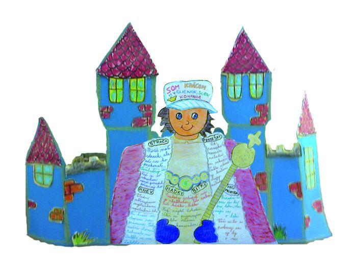 Som kráľom svojho sveta - Sebapoznanie v rozvoji osobnosti učiteľa a jeho dôležitosť vo výchove