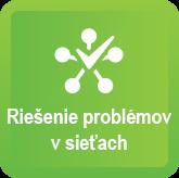 Počítačové siete X. Riešenie problémov v sieťach