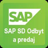 SAP SD Odbyt a predaj