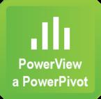 Microsoft Excel - PowerPivot a PowerView