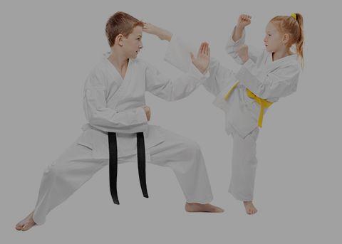 Okinawské goju ryu karate pre deti od 6 rokov
