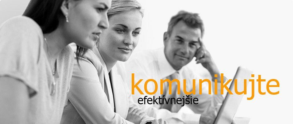 """Kurz: \""""Komunikačné zručnosti - ako komunikovať efektívne a s úspechom\"""""""