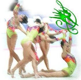 Moderná gymnastika pre deti od 4 rokov