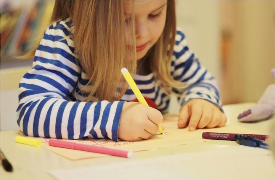 """Tvorivé dielne pre deti: Ako \""""namaľovať\"""" správne škvrnu"""