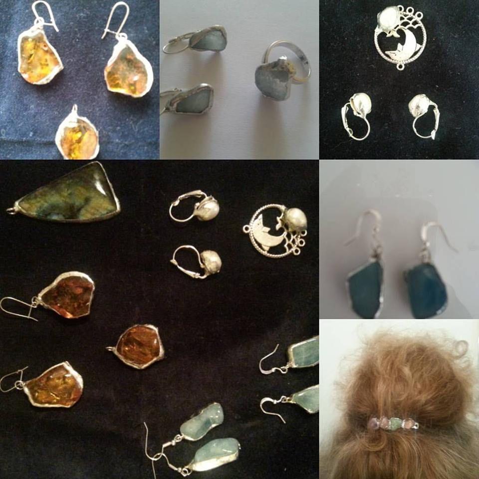 Kurz Výroba šperkov technikou Tiffany