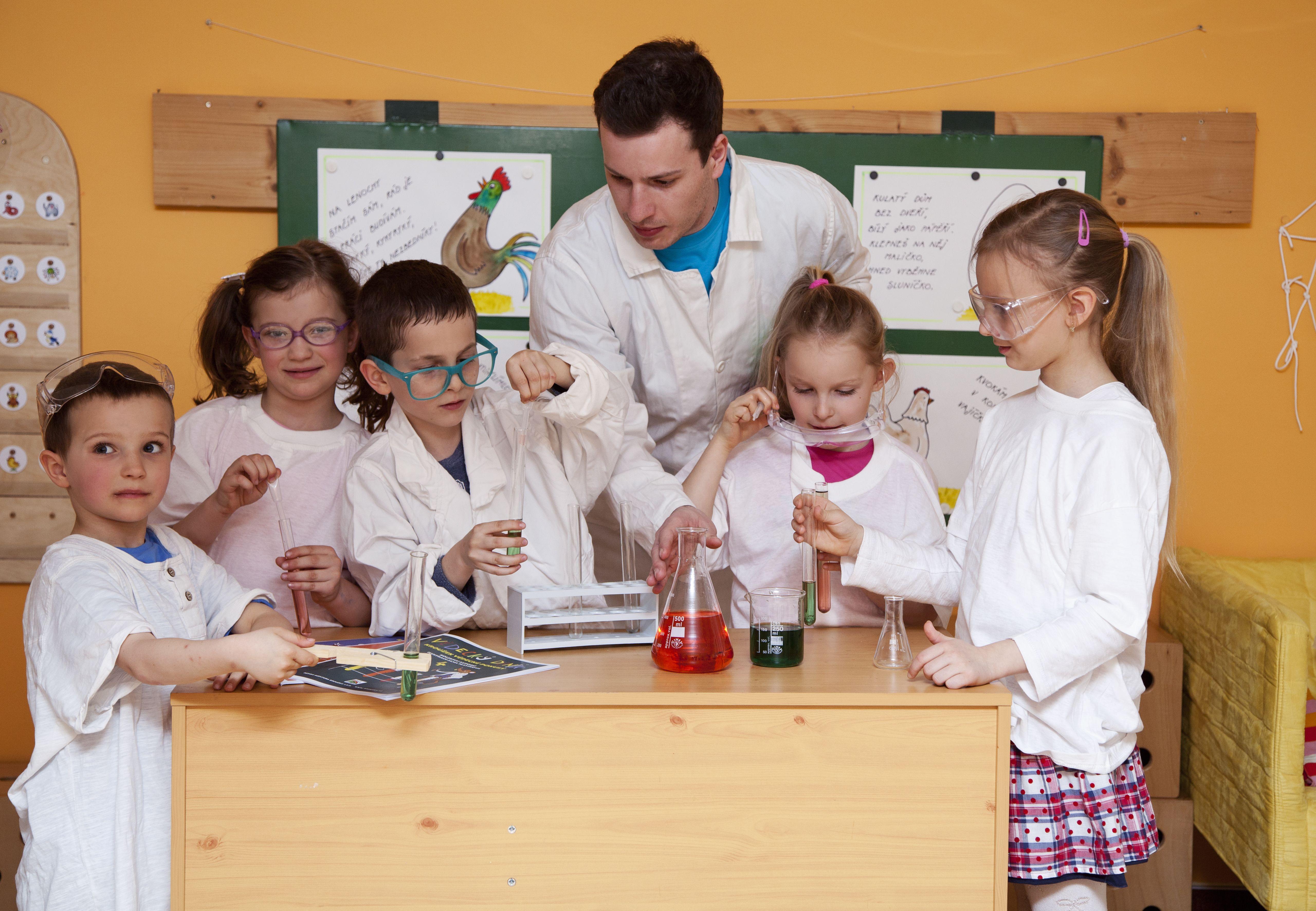 Vedecké pokusy