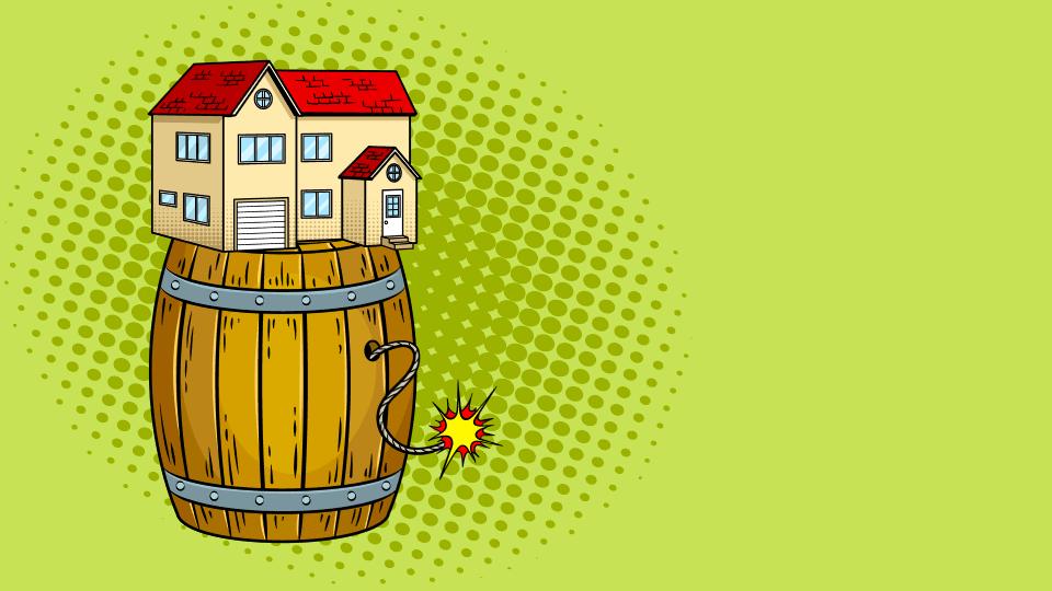 Riešenie vlastného bývania z pohľadu finančnej gramotnosti (7 €)
