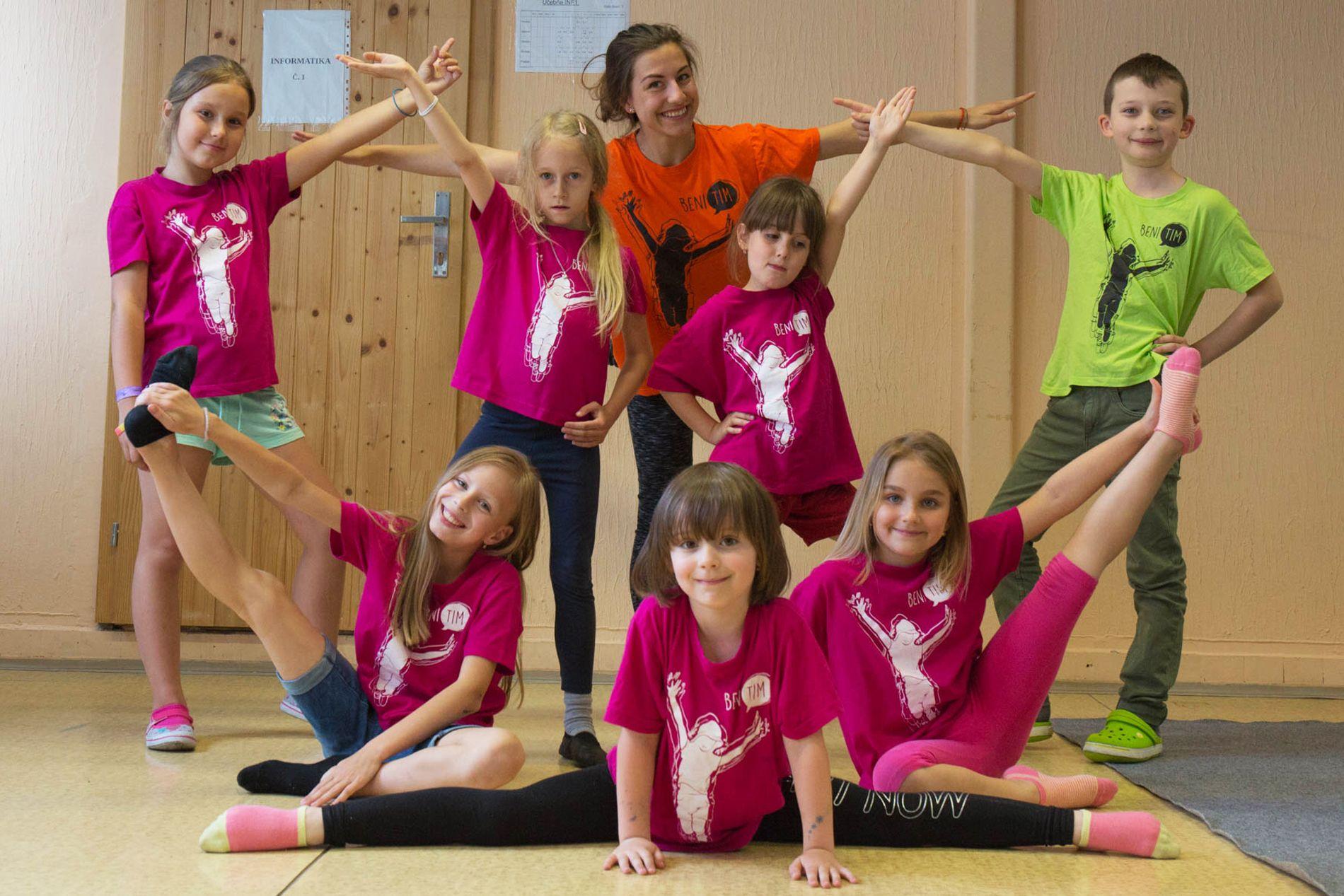 Tanec mix pre deti od 6 rokov – BENIdance