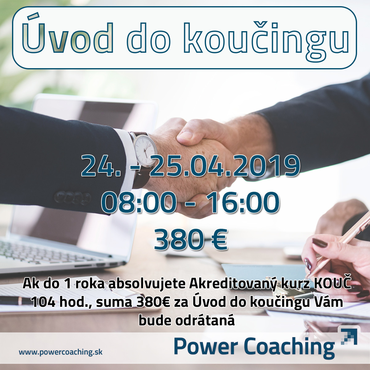 Úvod do koučingu Košice