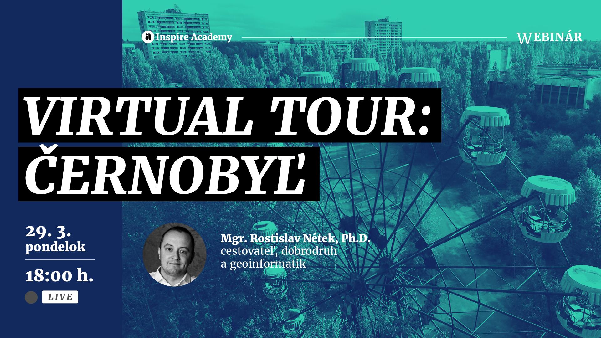 Virtual Tour: Černobyľ