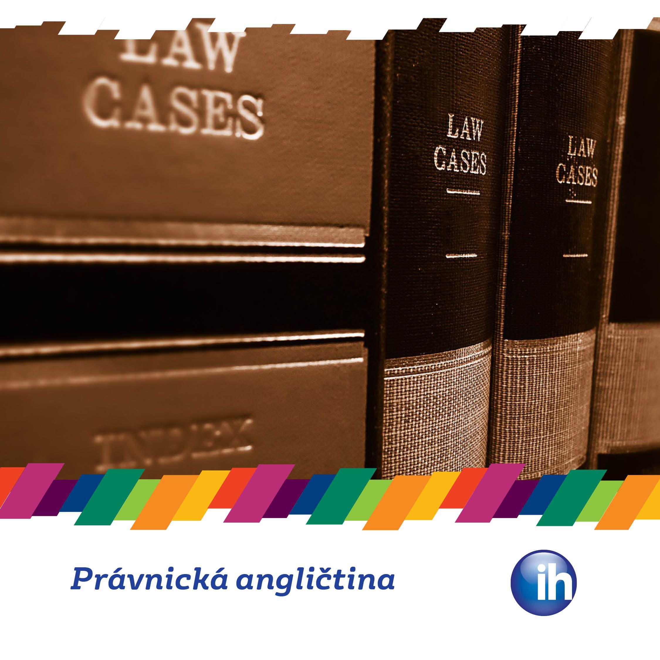 Právnická angličtina
