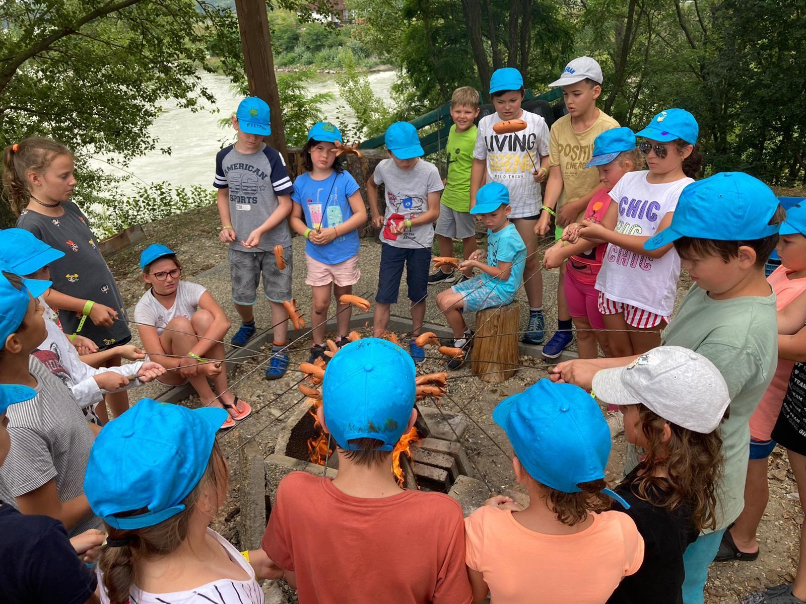 BENI CAMP - denný tábor v Rači