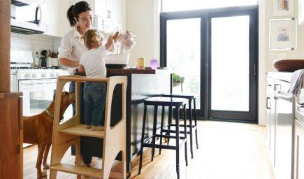 Montessori aktivity praktického života doma