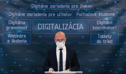 B.Gröhling: Tento rok pôjde na digitalizáciu 40 mil.eur