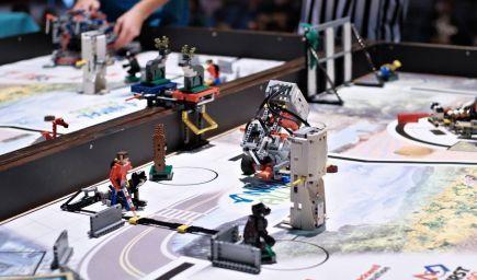 Registrácia na FIRST LEGO League je už otvorená