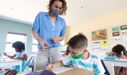 B. Gröhling: Okresy s nízkym percentom zaočkovanosti budú problémom aj pre školy
