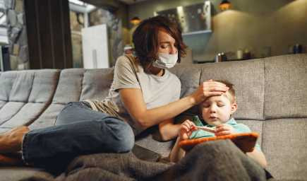 Deti a Covid-19: Tisíce detí na Slovensku už prekonali Covid bez príznakov. Rodičov preto môže prekvapiť postcovidový syndróm