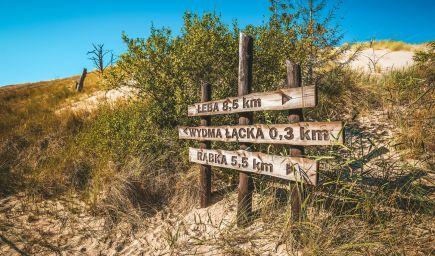 Tip na výlet v Poľsku: Slowinský národný park ukrýva jazerá, nížinu aj piesočné duny pripomínajúce horúcu Saharu