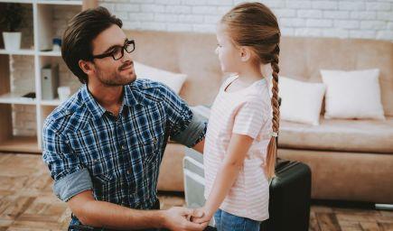 Ste veľmi zaneprázdnení a chcete zostať v kontakte so svojím dieťaťom? Vyskúšajte tieto tipy