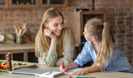 Chcete precvičovať s deťmi empatiu? Naučte ich  uvedomovať si svoje telo, dych a srdce